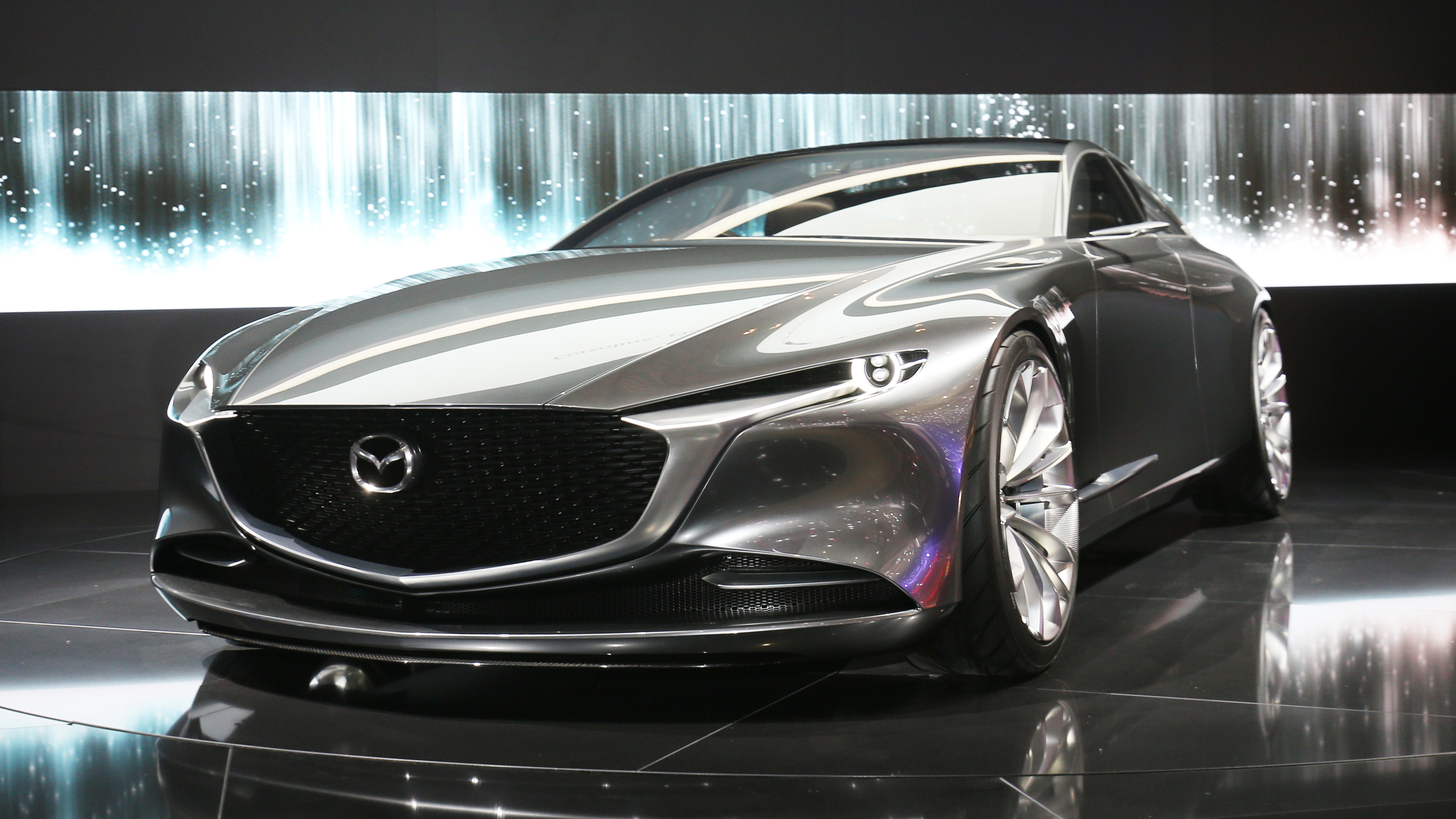 Let S All Take A Moment To Gawp At Mazda S Vision Coupe