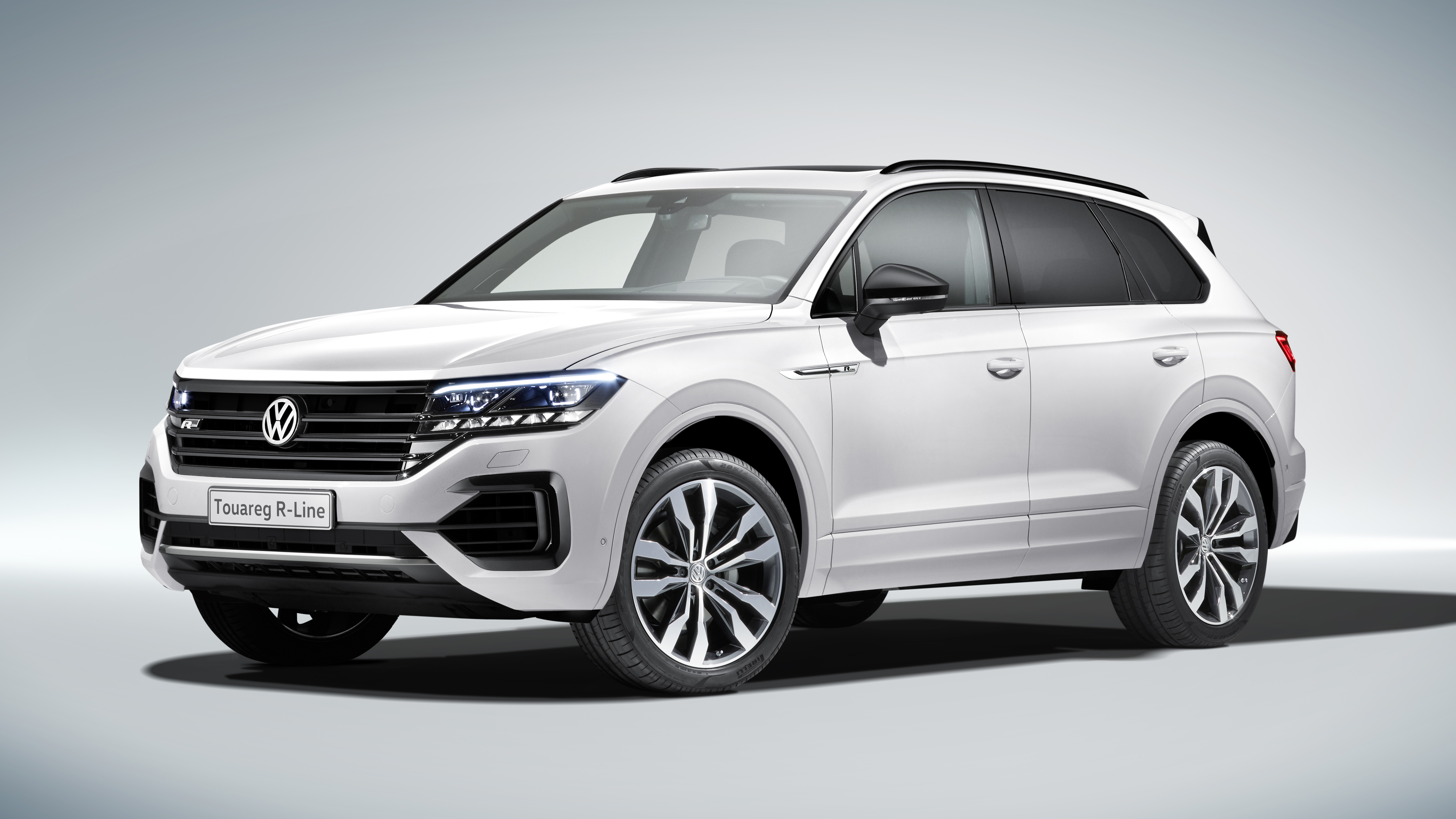 It S The New Volkswagen Touareg Top Gear
