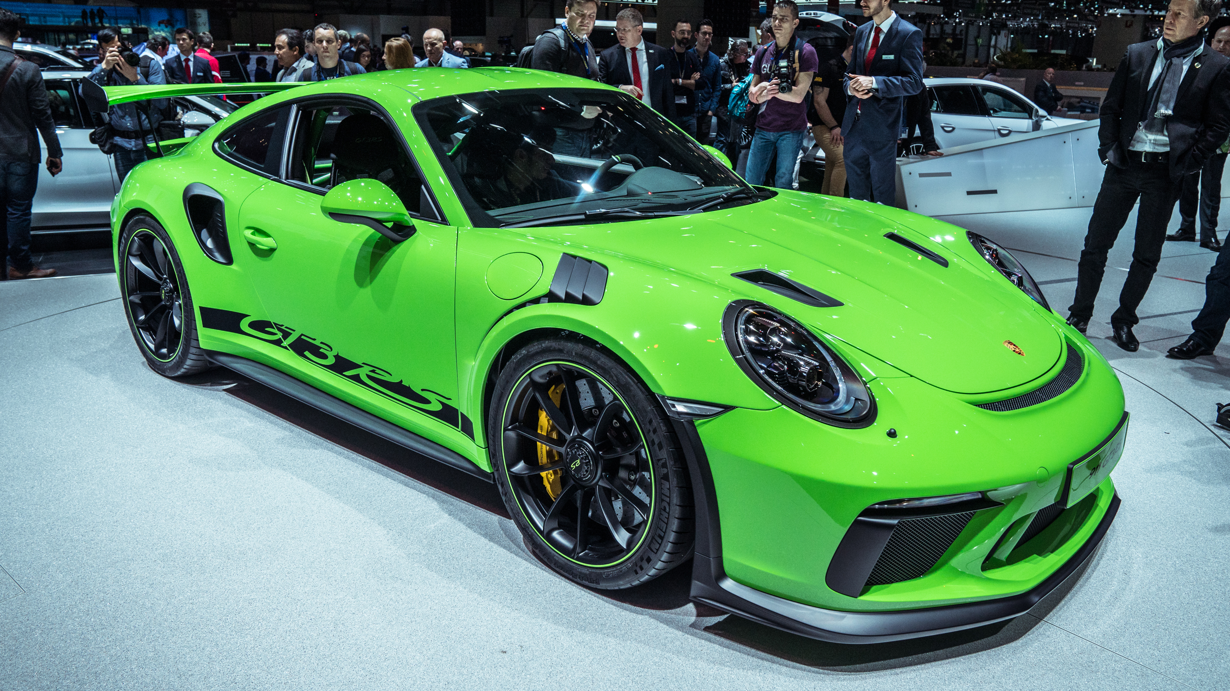 This Is The New 520bhp Porsche 911 GT3 RS