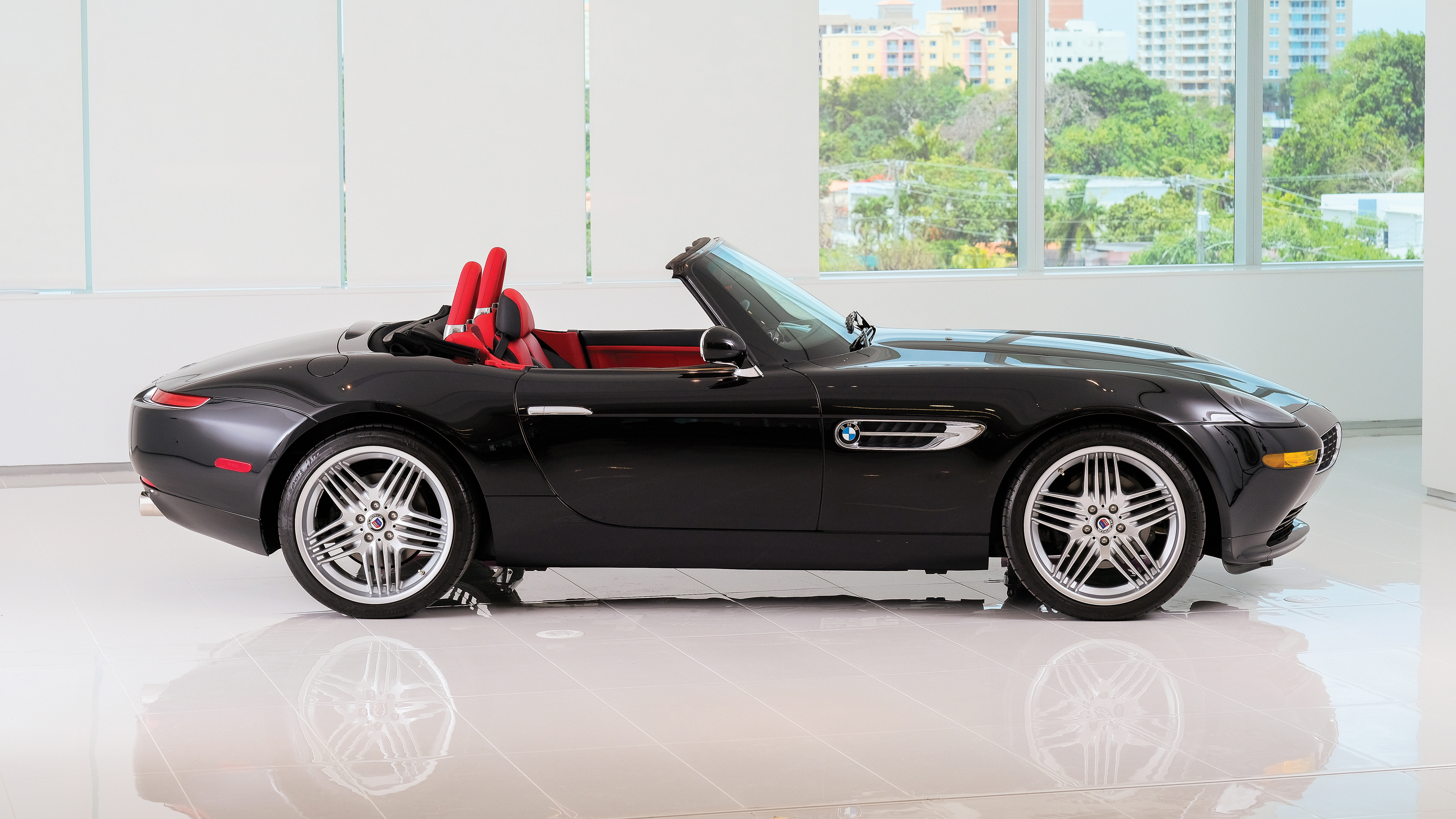 Let S All Stare At This Gorgeous Z8 Alpina Roadster Top Gear