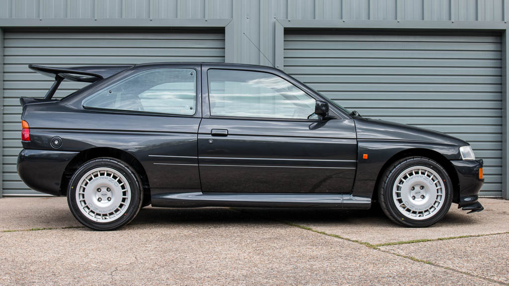 this ford escort could cost as much as an alfa quadrifoglio top gear. Black Bedroom Furniture Sets. Home Design Ideas