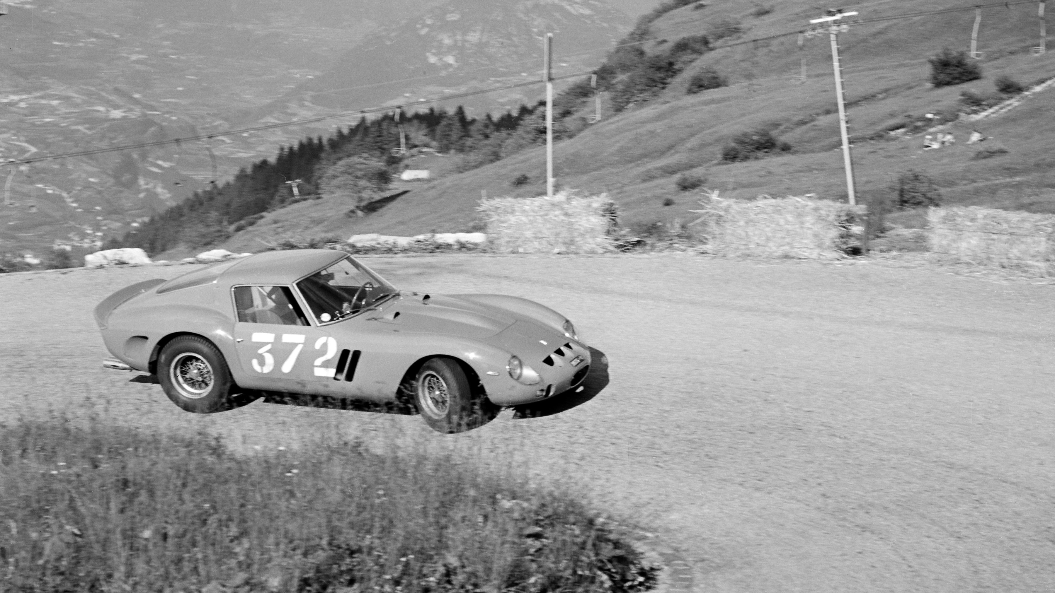 Ferrari 250 GTO could become world's most expensive auto