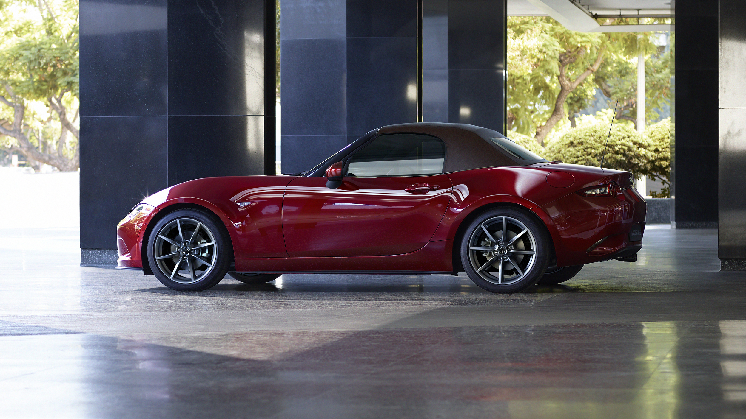Mazda MX-5 Miata Packs More Power And New Safety Tech