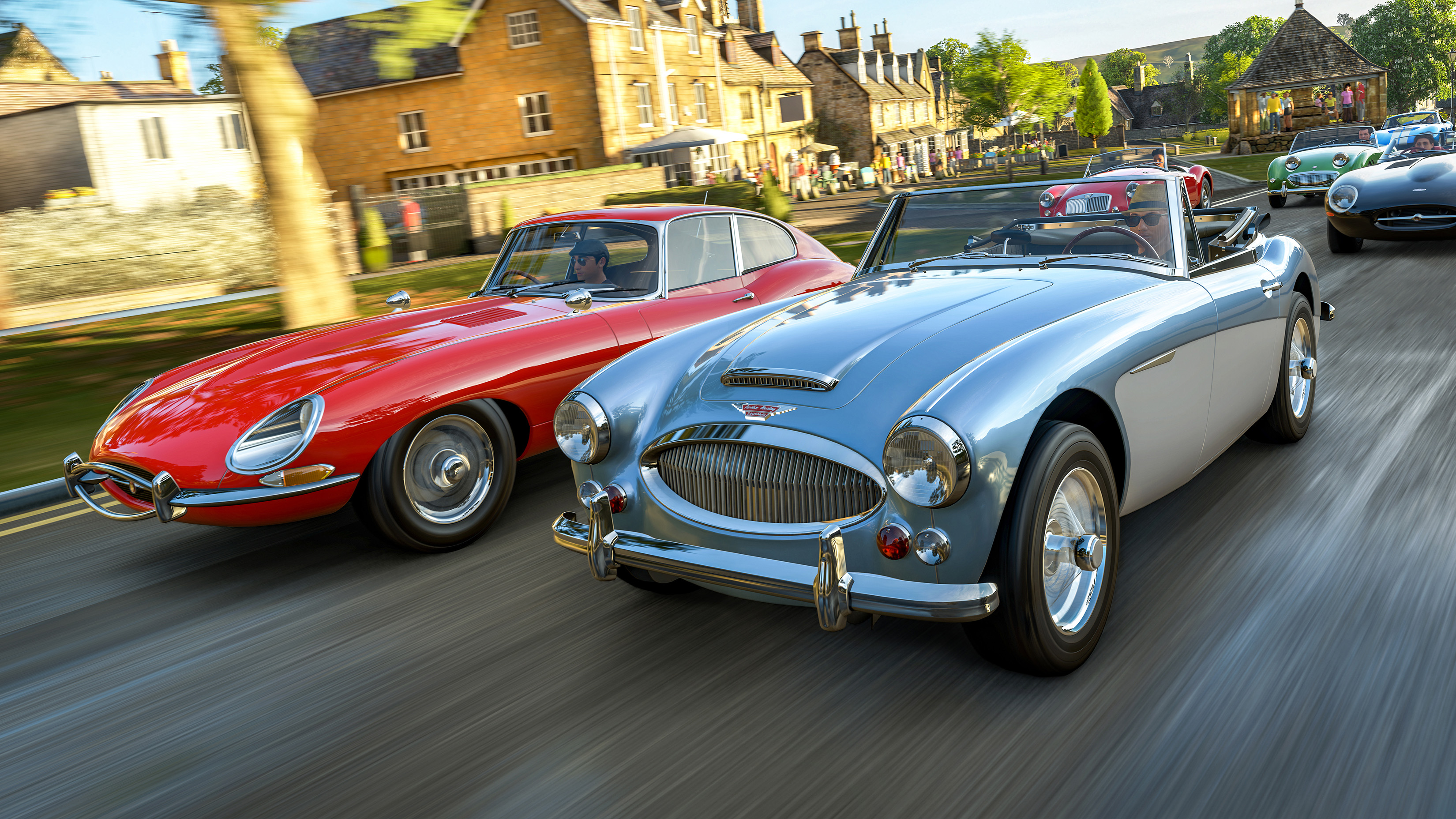 gaming forza horizon 4 will be set in the uk top gear. Black Bedroom Furniture Sets. Home Design Ideas