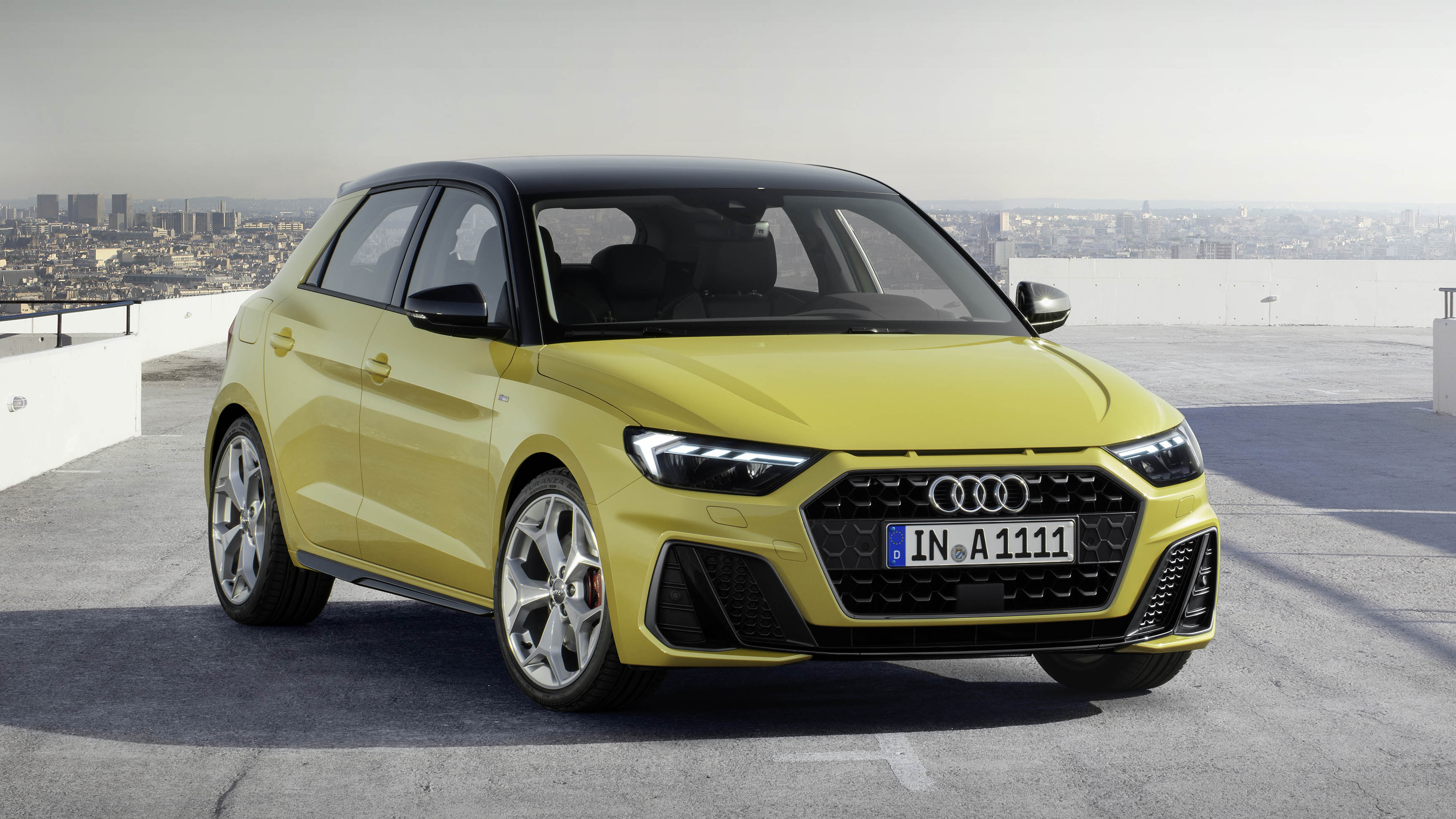 the new audi a1 is here and it is very angry top gear. Black Bedroom Furniture Sets. Home Design Ideas