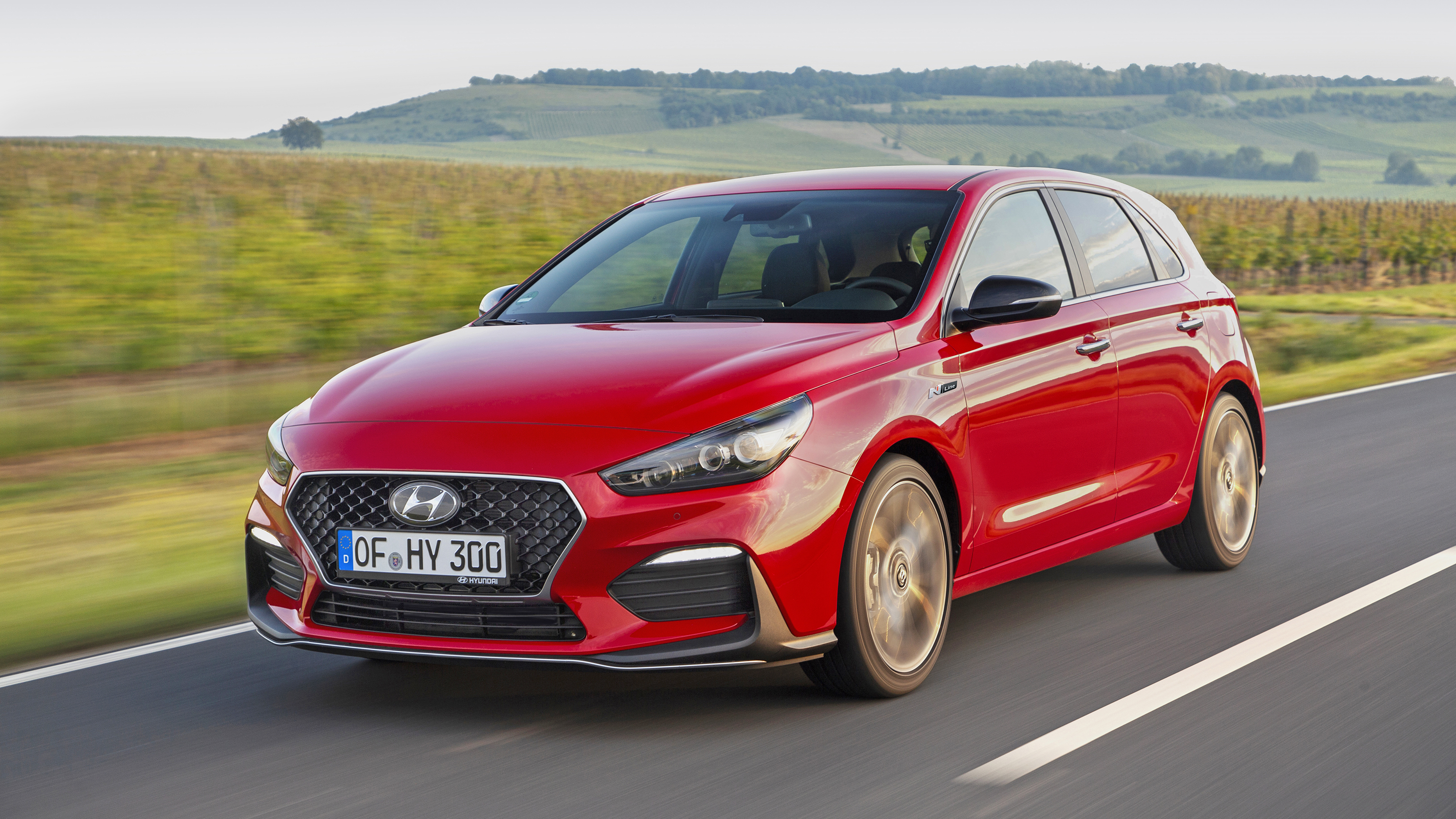 the hyundai i30 n line is a hot hatch that 39 s cooled down top gear. Black Bedroom Furniture Sets. Home Design Ideas
