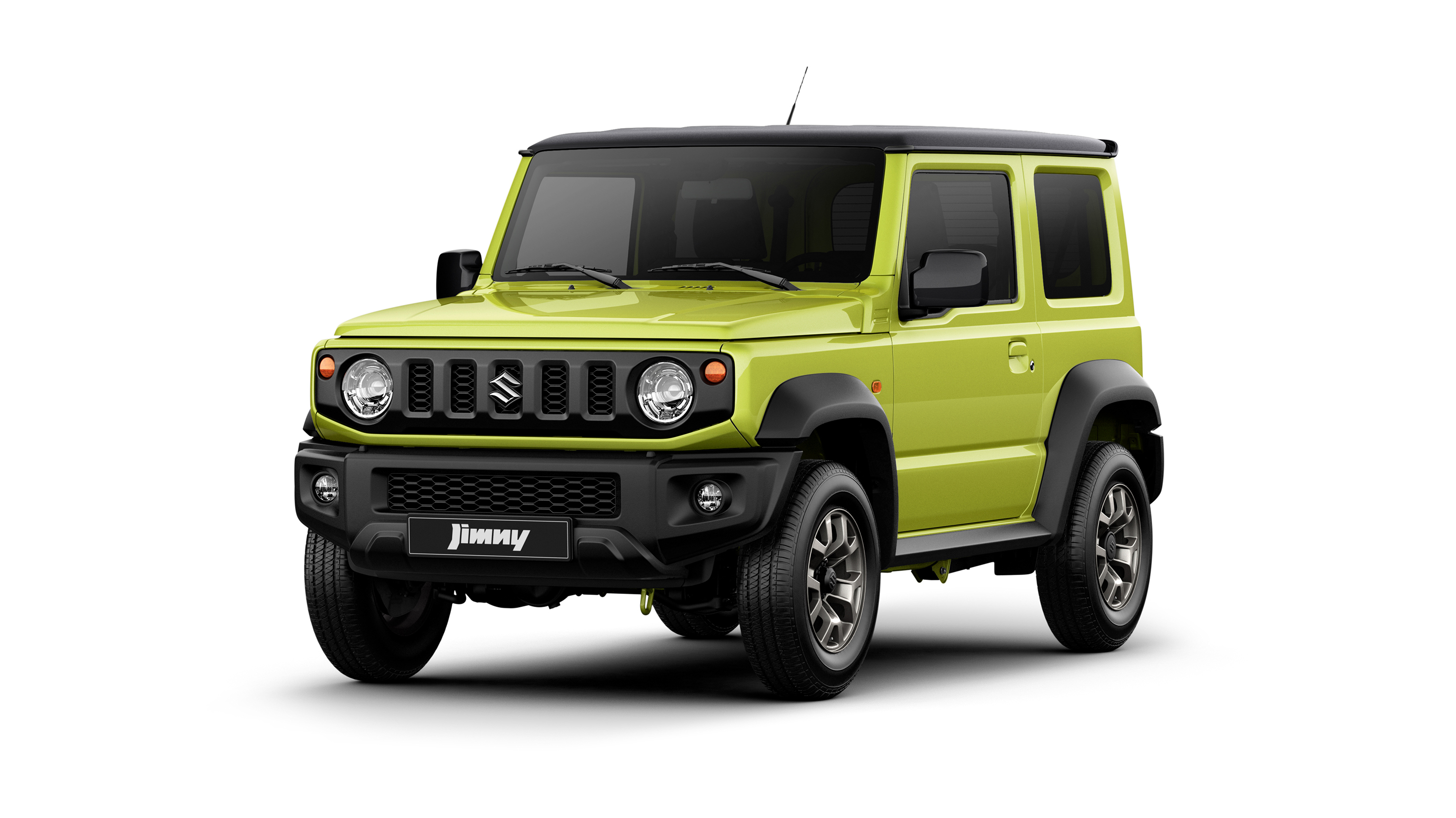 European specifications revealed for Suzuki Jimny Motors