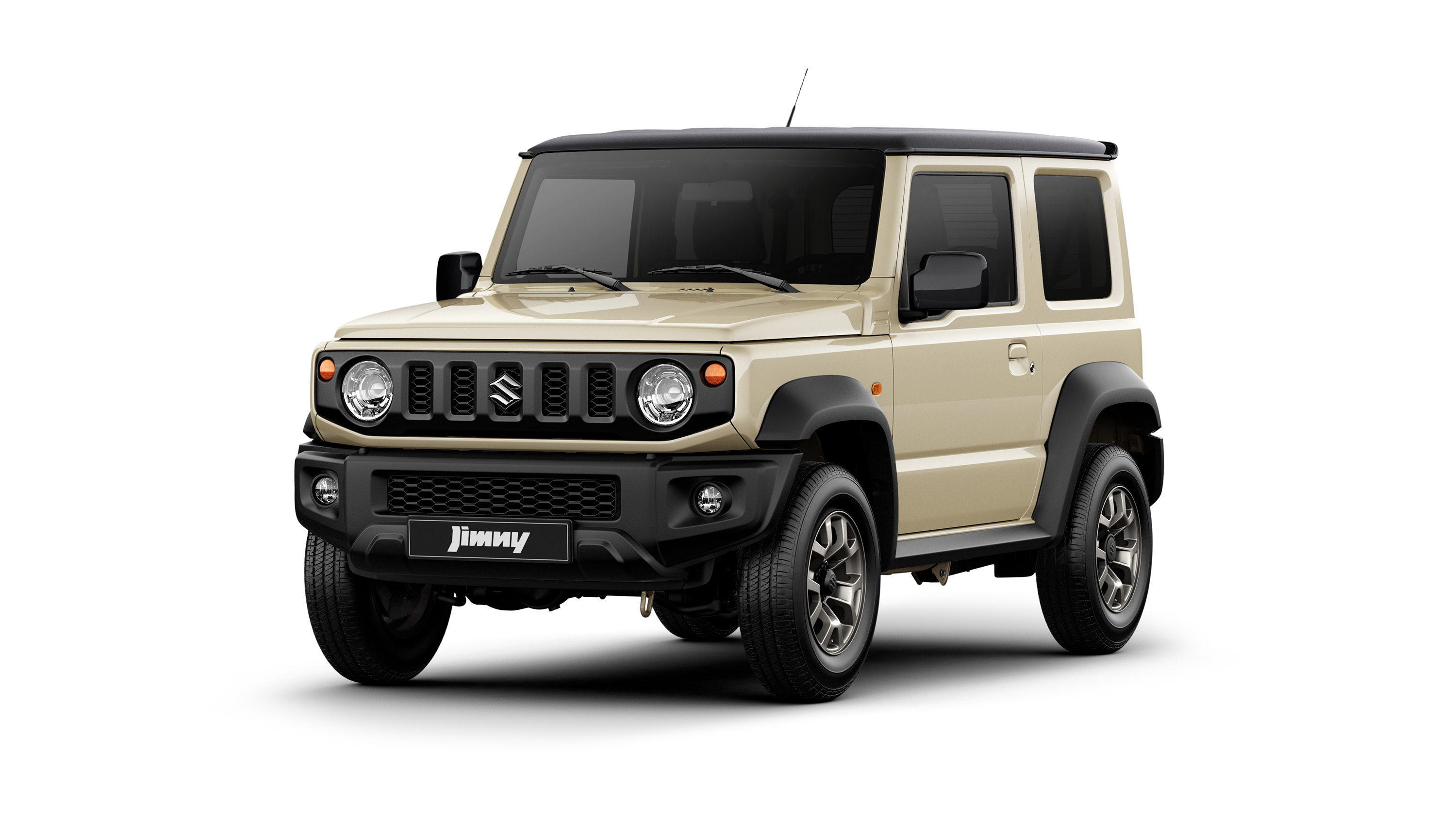Suzuki Jimny fully revealed ahead of debut