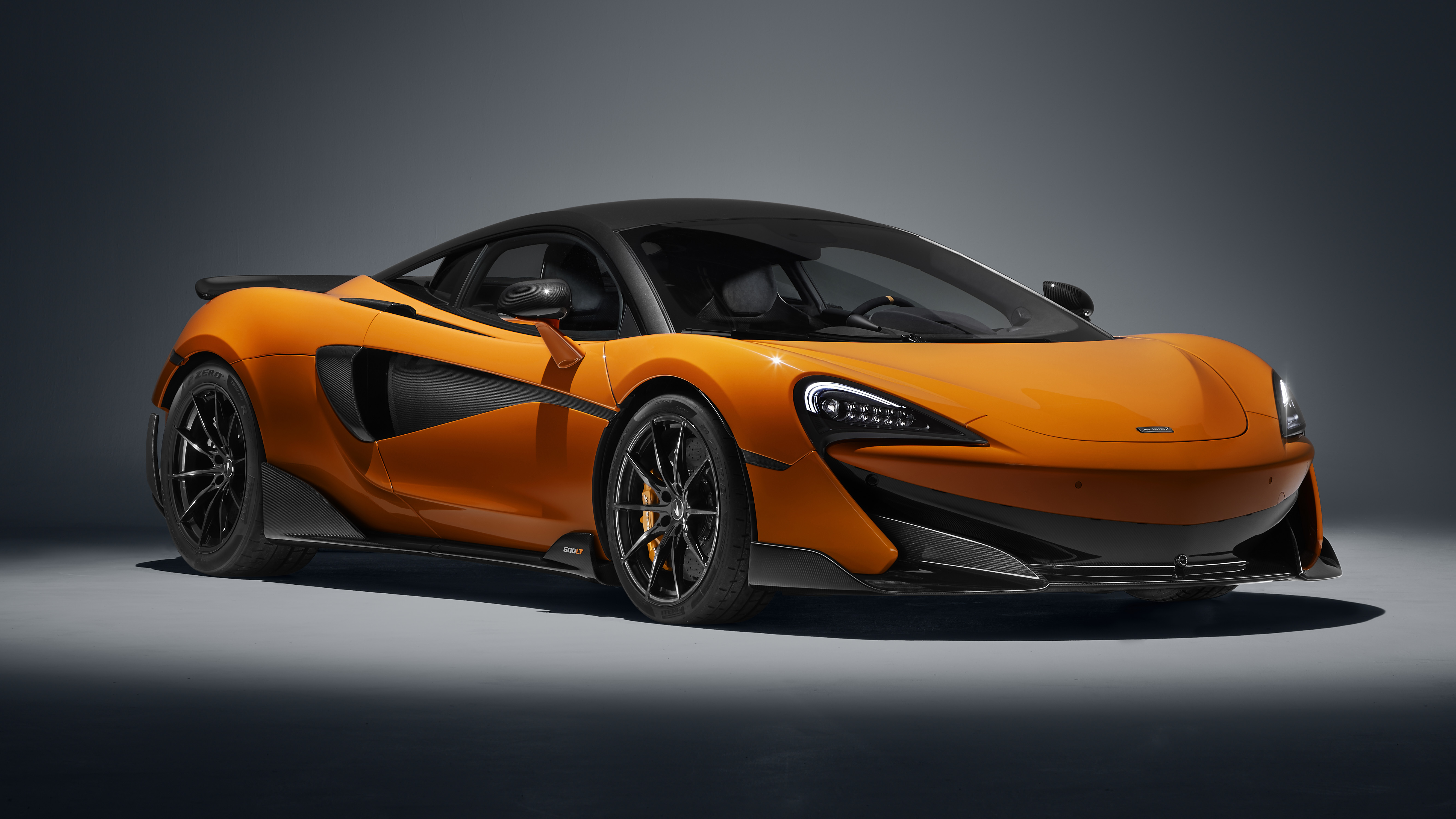 The Mclaren 600lt Is The Most Extreme Sports Series Car