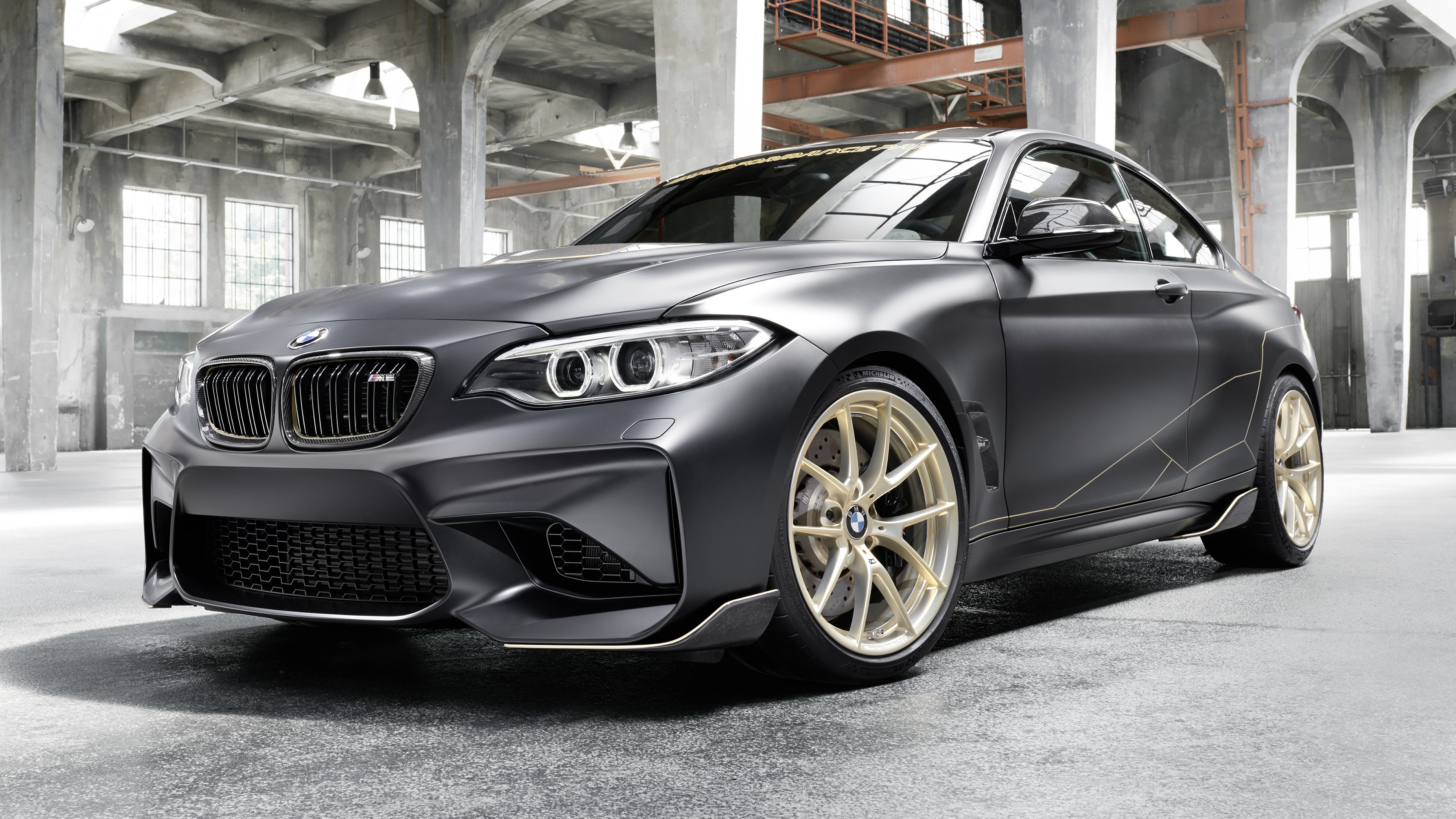 this is the bmw m2 m performance parts concept top gear. Black Bedroom Furniture Sets. Home Design Ideas