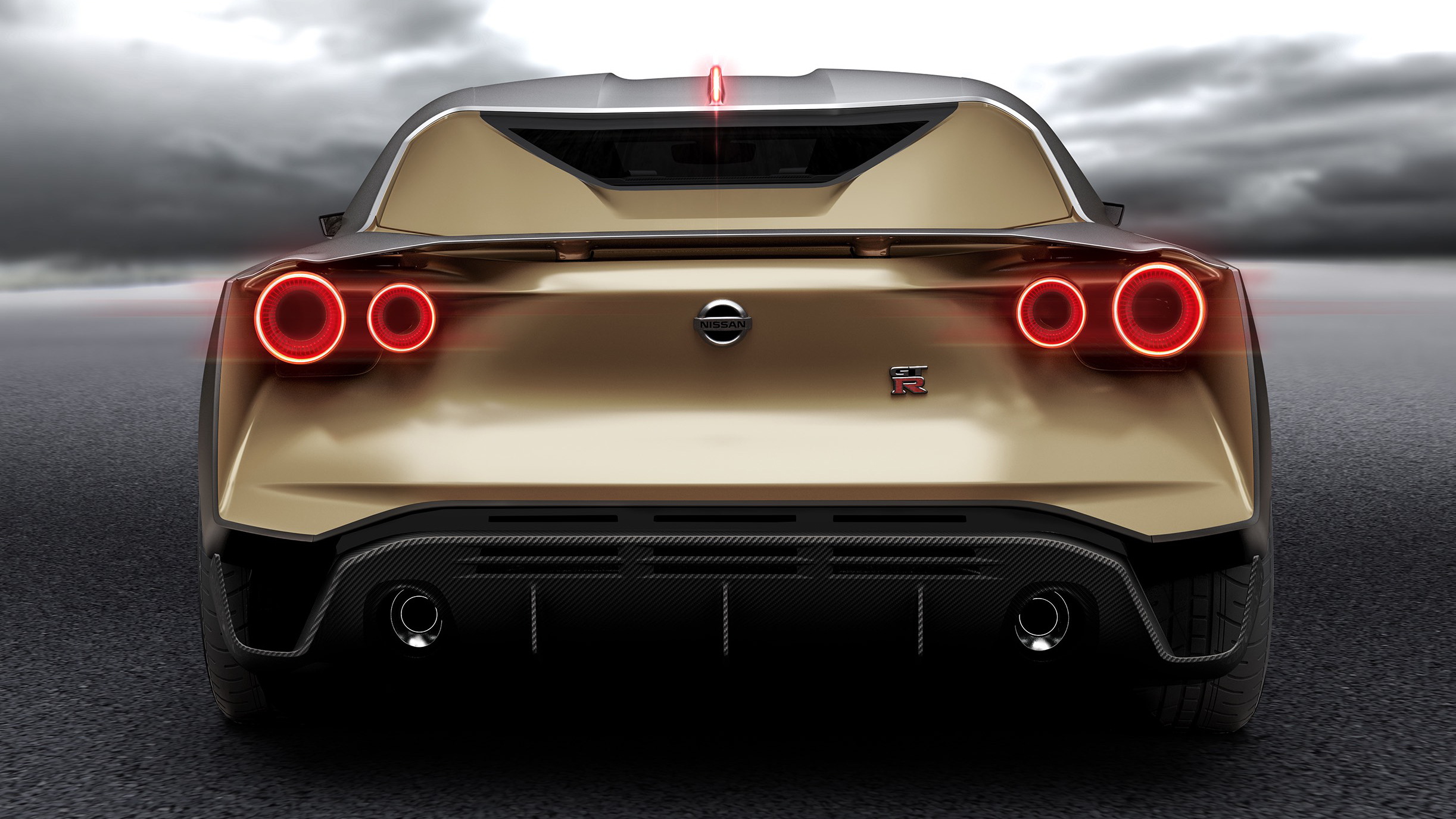 The 711bhp Nissan GT-R50 by Italdesign could be built. For ...