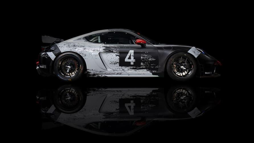 Cayman GT4 Clubsport