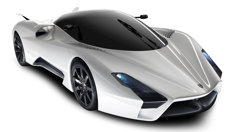 Shelby SuperCars Tuatara concept supercar