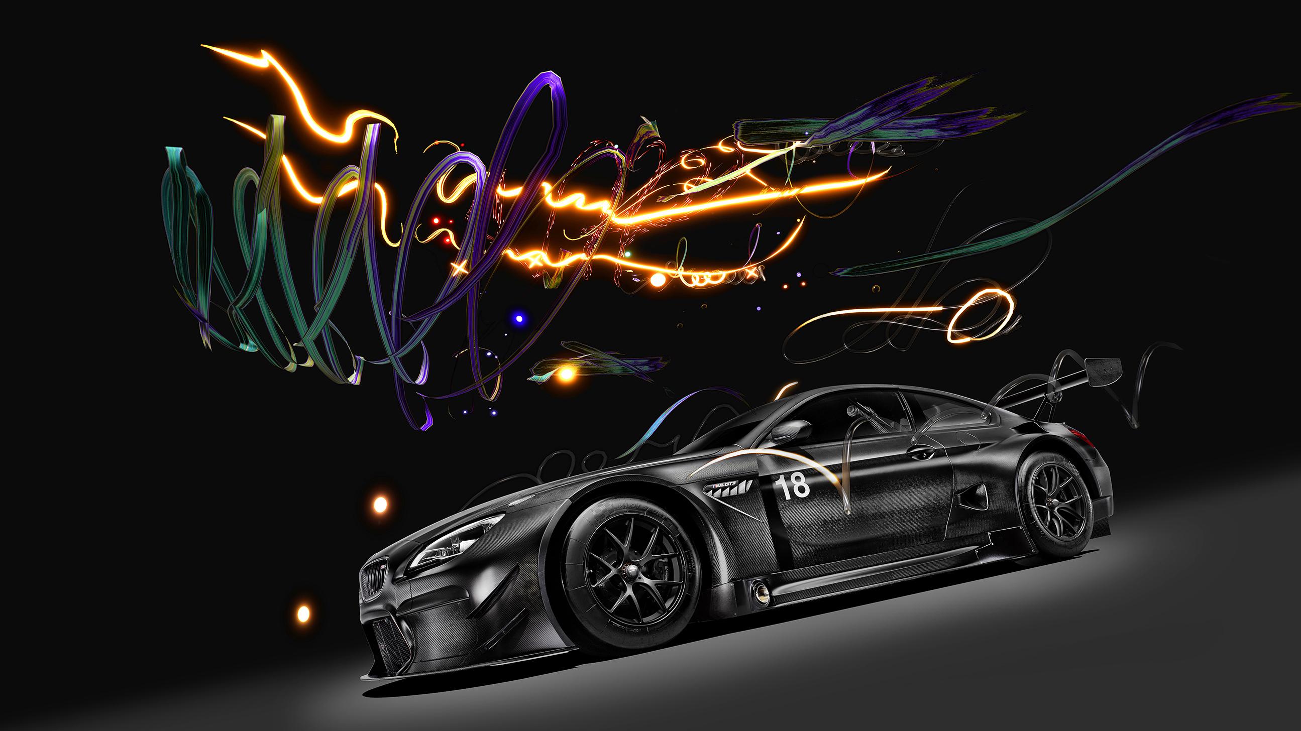 BMW Art Car: AR M6 GT3