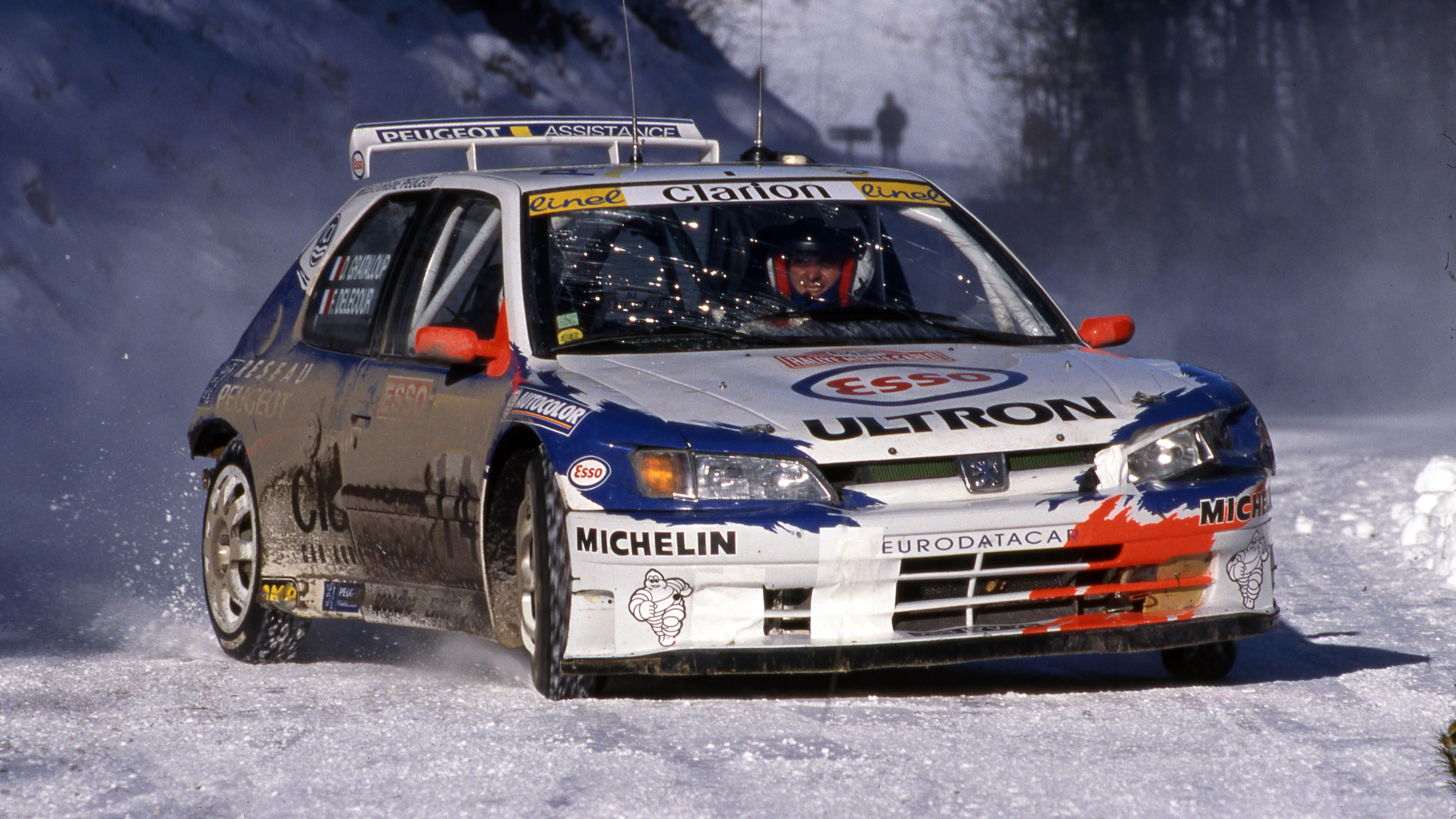 Peugeot 306 maxi car vrally