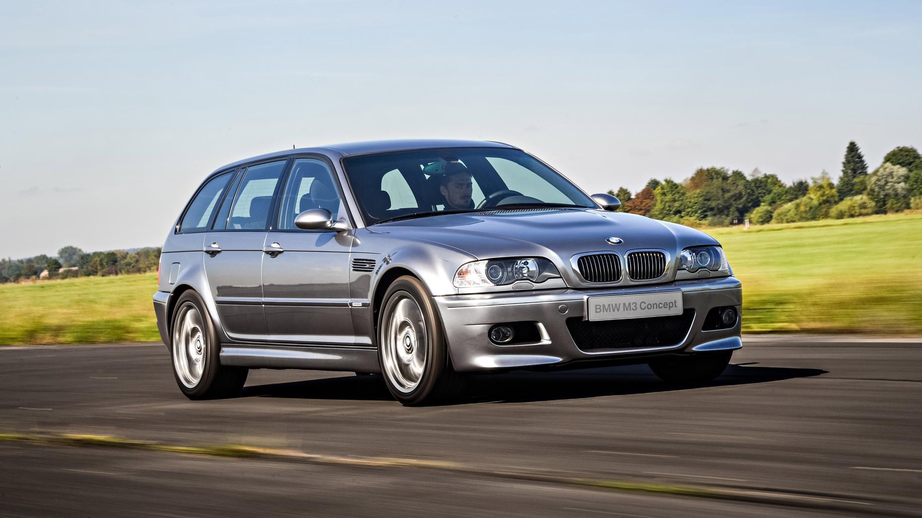 E46 BMW M3 Touring
