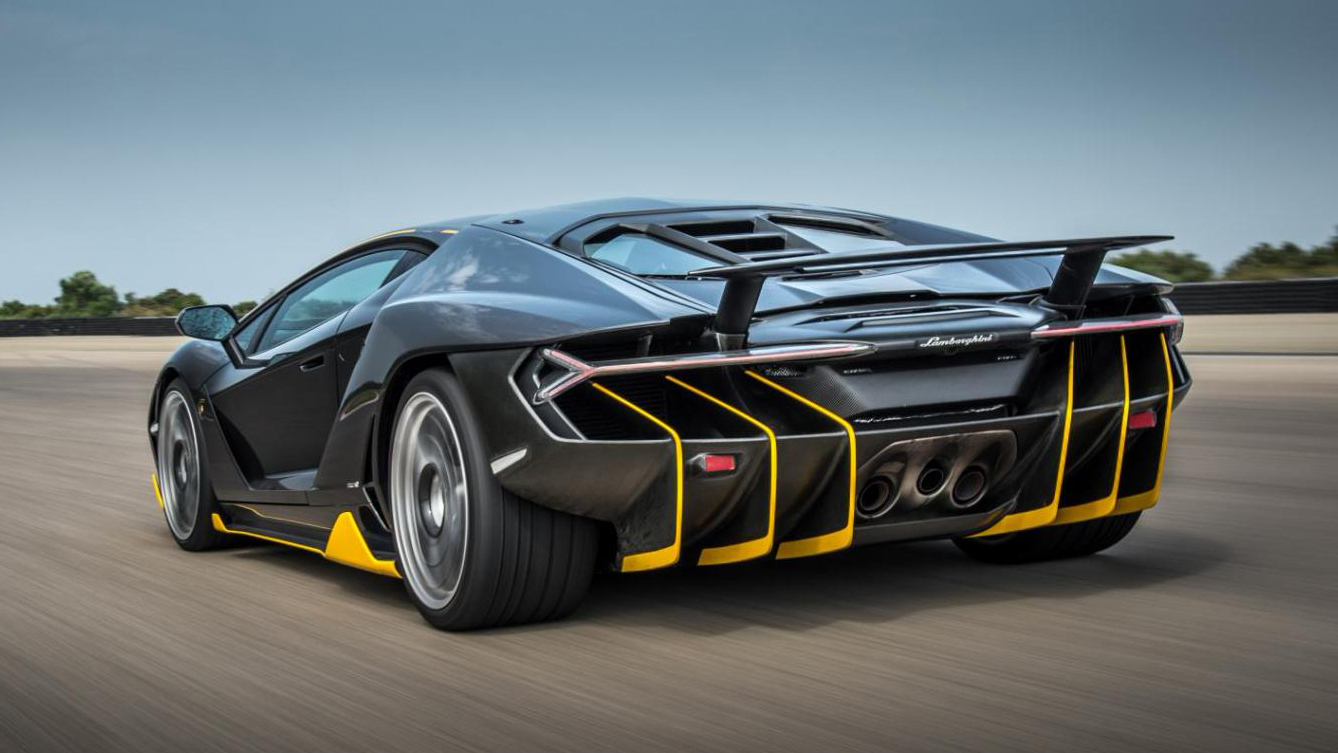 One Off Lamborghini Up For Auction Top Gear