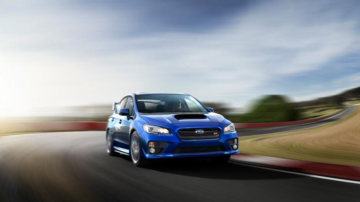 2015 Subaru WRX STI revealed