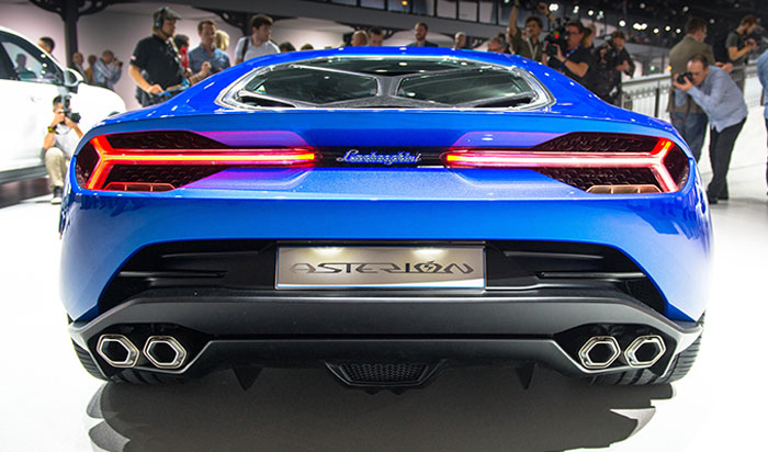2014 Lamborghini Egoista Top Speed