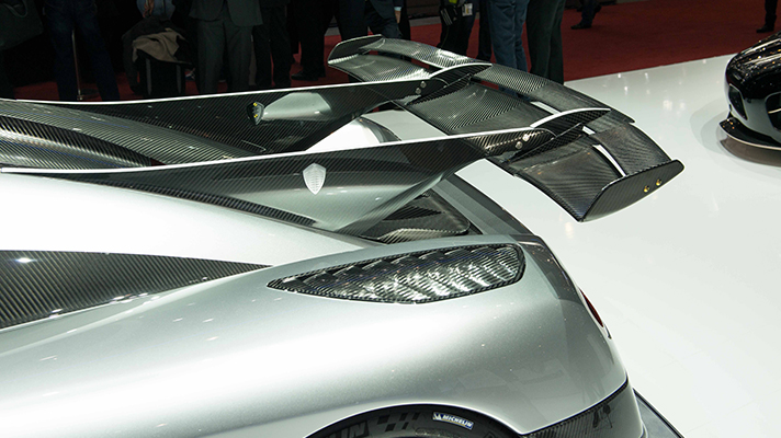 Exclusive: more on Koenigsegg's 273mph One:1