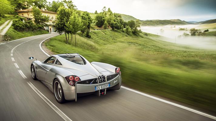 Pagani will build a Huayra | Top Gear