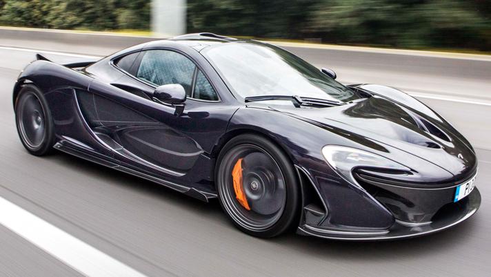 World exclusive first drive: McLaren P1   Top Gear