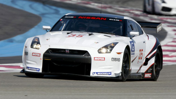24 Hours of GT-R
