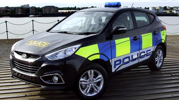 Hyundai to supply UK Plod   Top Gear