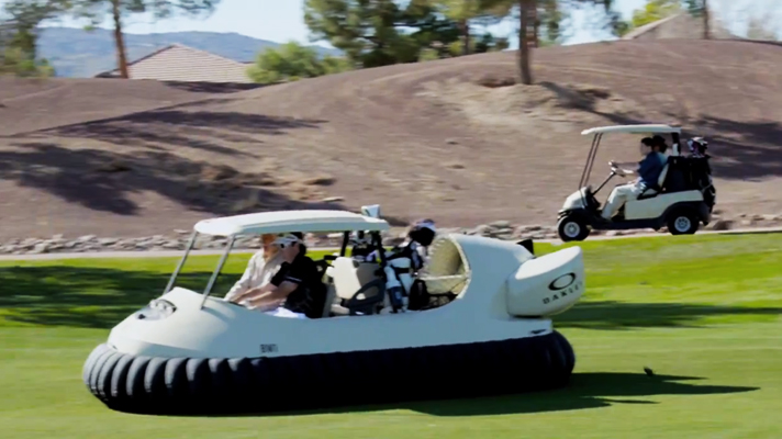 This is the best golf buggy in the world