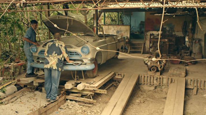 Video: Hutch restores Ernest Hemingway's Chrysler