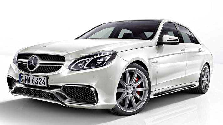 Mercedes reveals E63 AMG S…