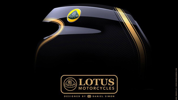 Lotus is launching a motorcycle