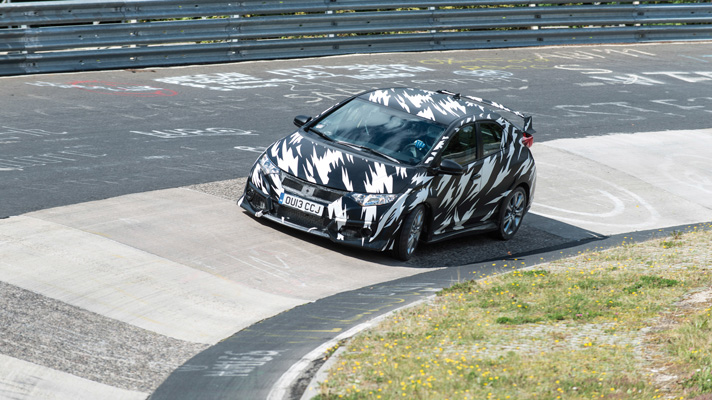 2015 Civic Type R: first details