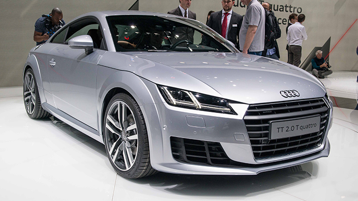 The all-new Audi TT is here