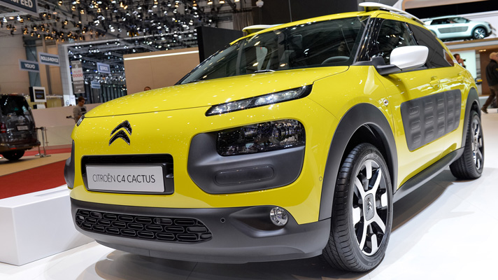 Keep calm: it's the Citroen C4 Cactus