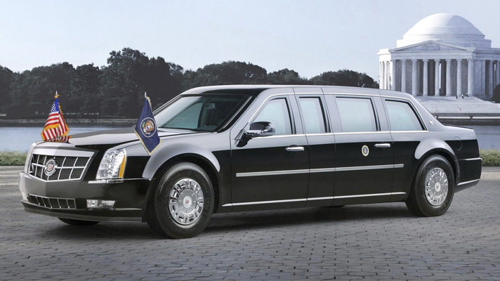 Can you draw the president's next limo?