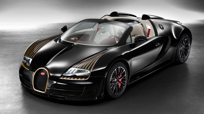 Bugatti reveals new special edition Veyron