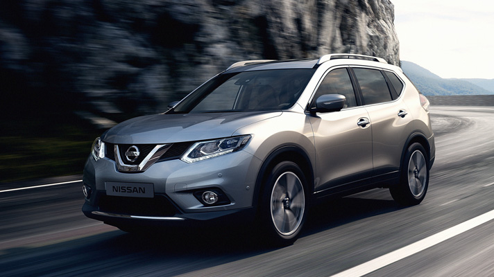 First drive: all-new Nissan X-Trail