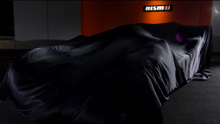 Nissan will race a GT-R LM at Le Mans