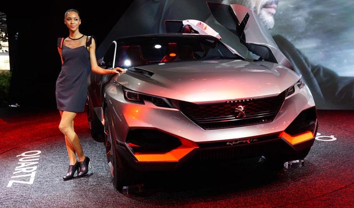 Peugeot Onyx Top Gear