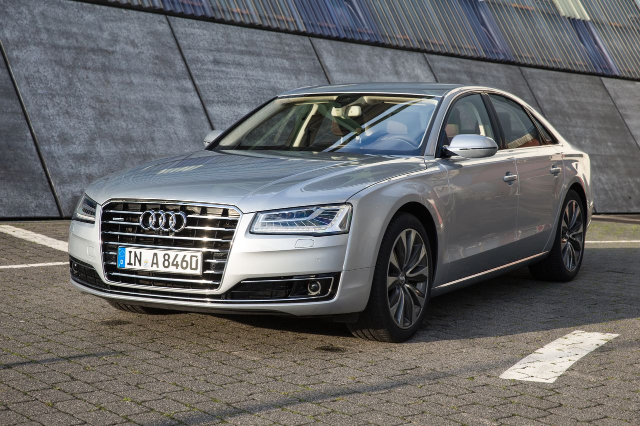 First drive: the new Audi A8