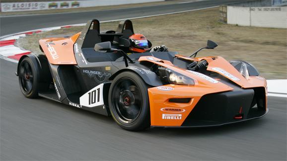 KTM's GT3 racer