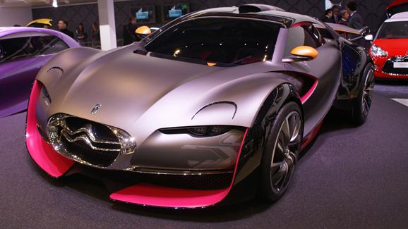 Geneva show: Citroen Revolte concept