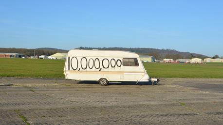10 million Top Gear Facebook fans