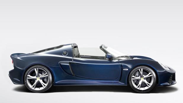Video: Lotus Exige Roadster revealed