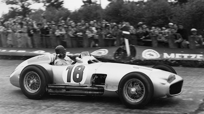 Fangio Benz