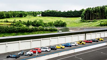 Top Gear Speed Week 2013