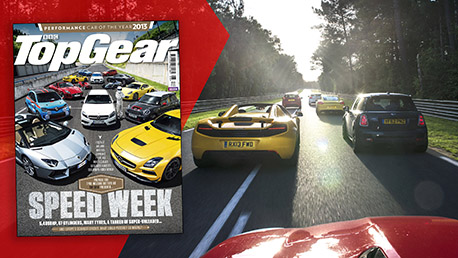TG Mag Speed Week