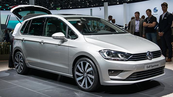 VW Sportsvan Concept Revealed