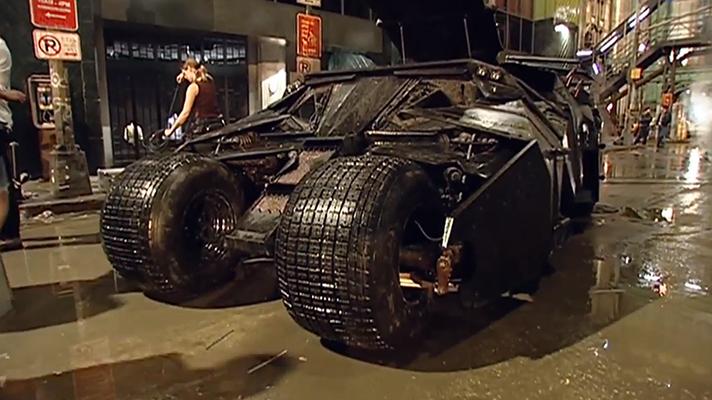 Nasa S Mars Rover Concept Looks Like Batman S Next Car
